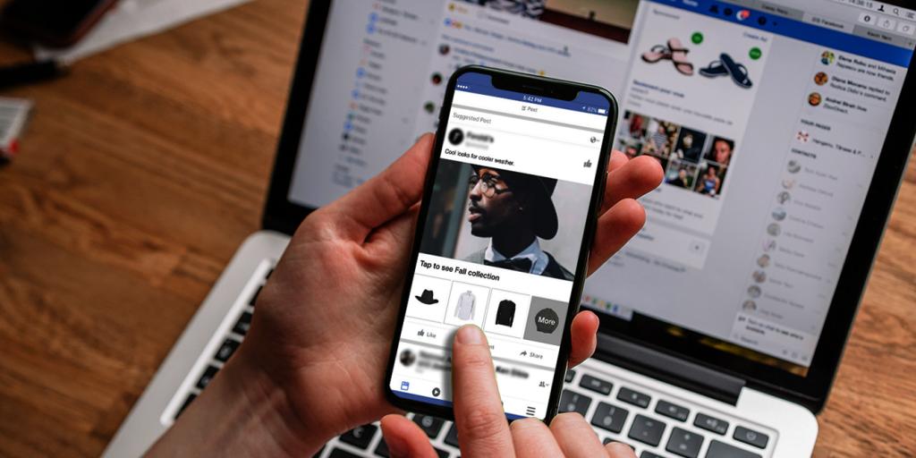 Facebook Ads - Formato colección