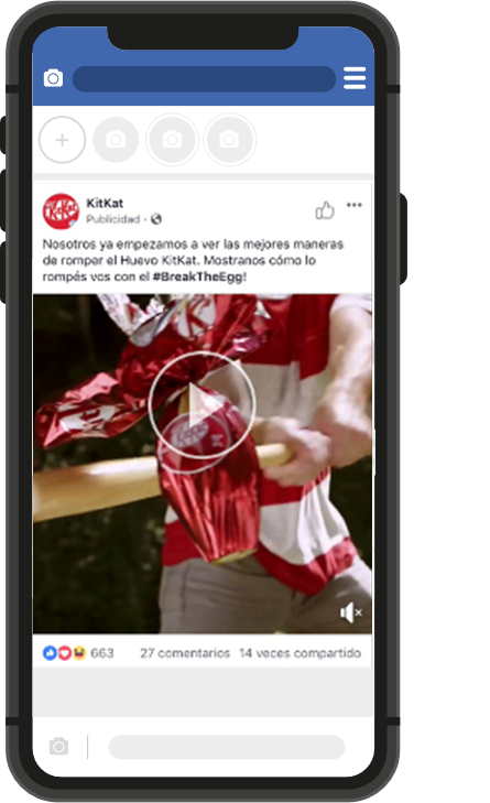 Facebook Ads - Formato video