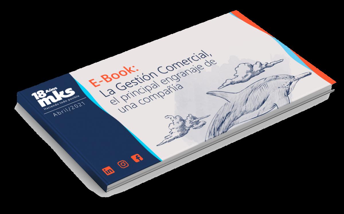 La Gestión Comercial, el principal engranaje de una compañía, ebook, agencia trade marketing
