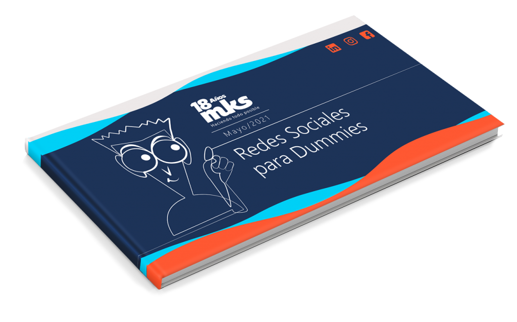 Redes Sociales para dummies, ebook, agencia trade marketing, agencia digital, marketing digital, agencia de marketing digital