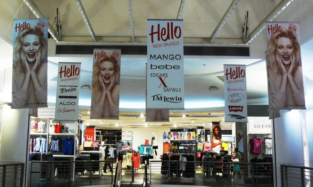 Banners o pendondes - material pop - blog mks